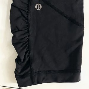 lululemon athletica crop leggings pants